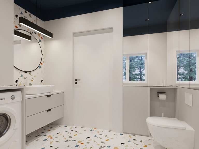 łazienka górna 4